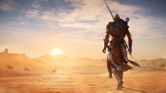 Assassins creed Origins Ubisoft