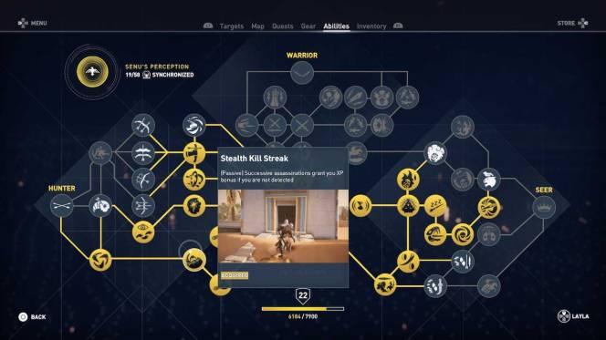 Assassins Creed Origins Level System